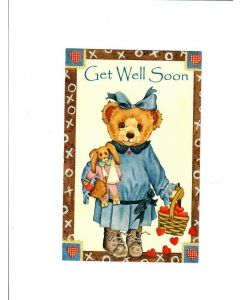 Get Well Soon Card - Take Care