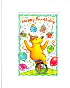 Happy Birthday Card - You are Incredible