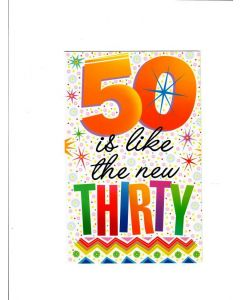 50 is like the new Card
