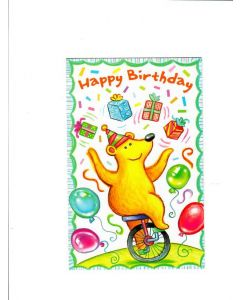 happy birthday LGS661 Card