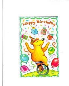 happy birthday LGS661 Card