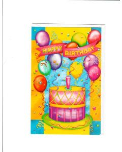 Happy birthday LGS067 Card