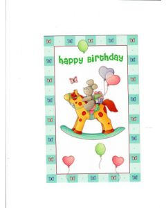 happy birthday LGS699 Card