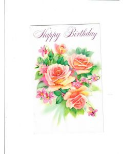 Happy Birthday Card - Have A Super Birthday