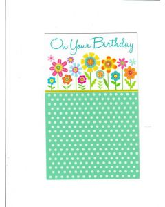 On Your Birthday Card - Its Your Special Day
