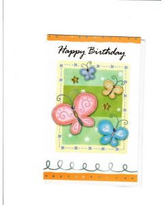 HAPPY BIRTHDAY LGS085 Card