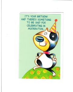 its is your birthday Card