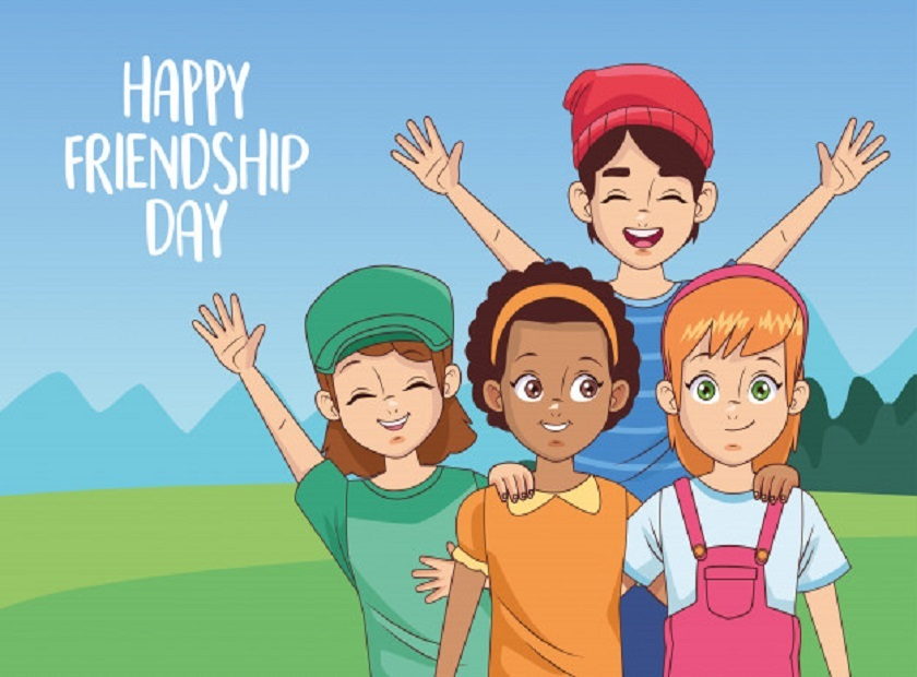 How to Celebrate this Friendship Day with Friends - The London Greetings